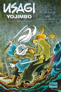 Usagi Yojimbo Two Hundred Jizo