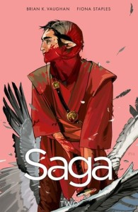 Saga Volume Two