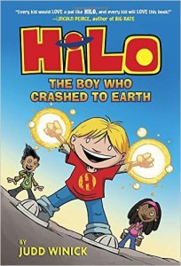 Hilo The Boy Who Crashed to Earth