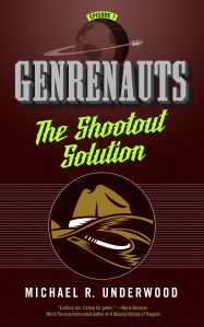 Genrenauts The Shootout Solution